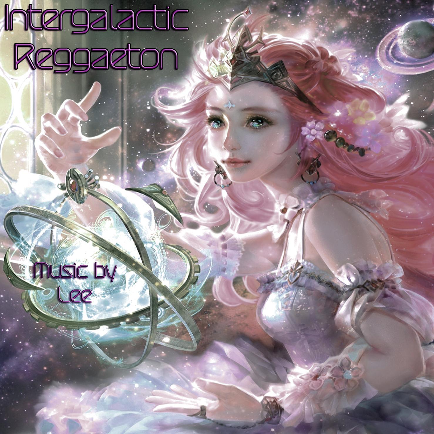 Intergalactic Reggaeton