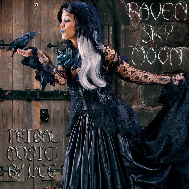 Raven Sky Moon