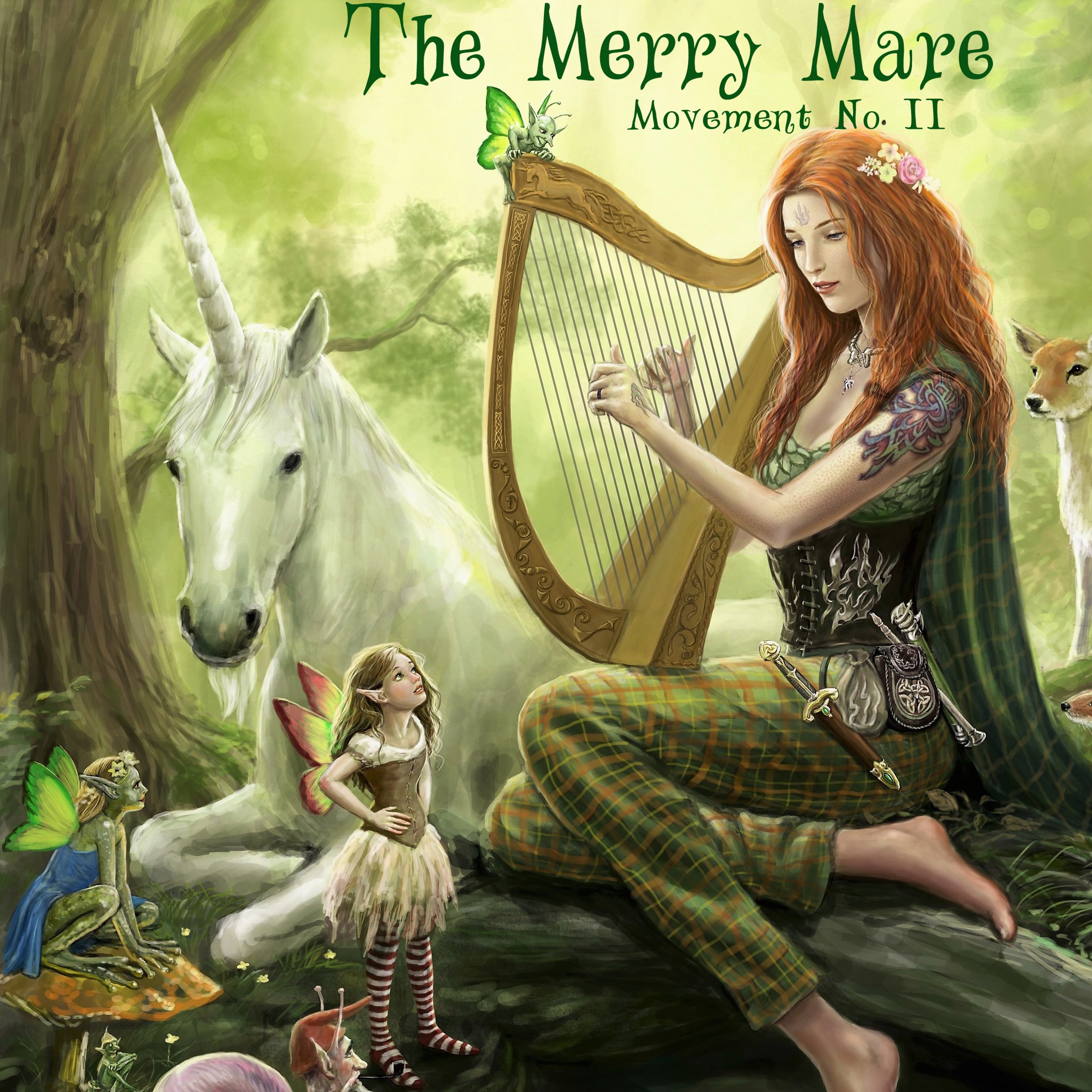 The Merry Mare