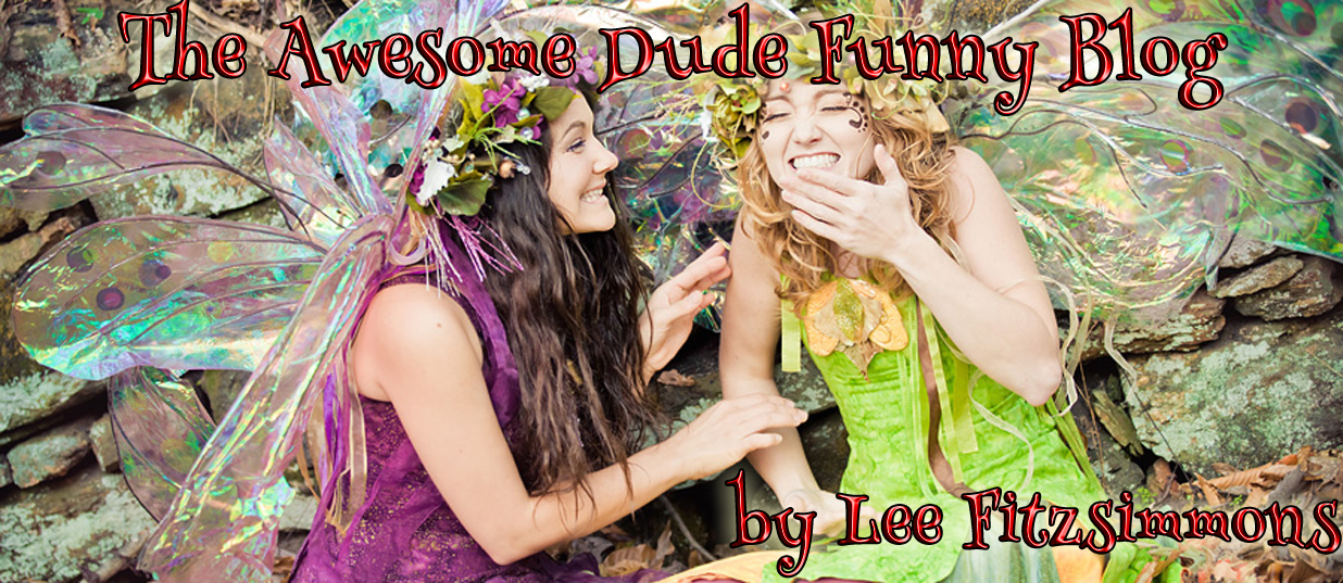 The Awesome Dude Funny Blog