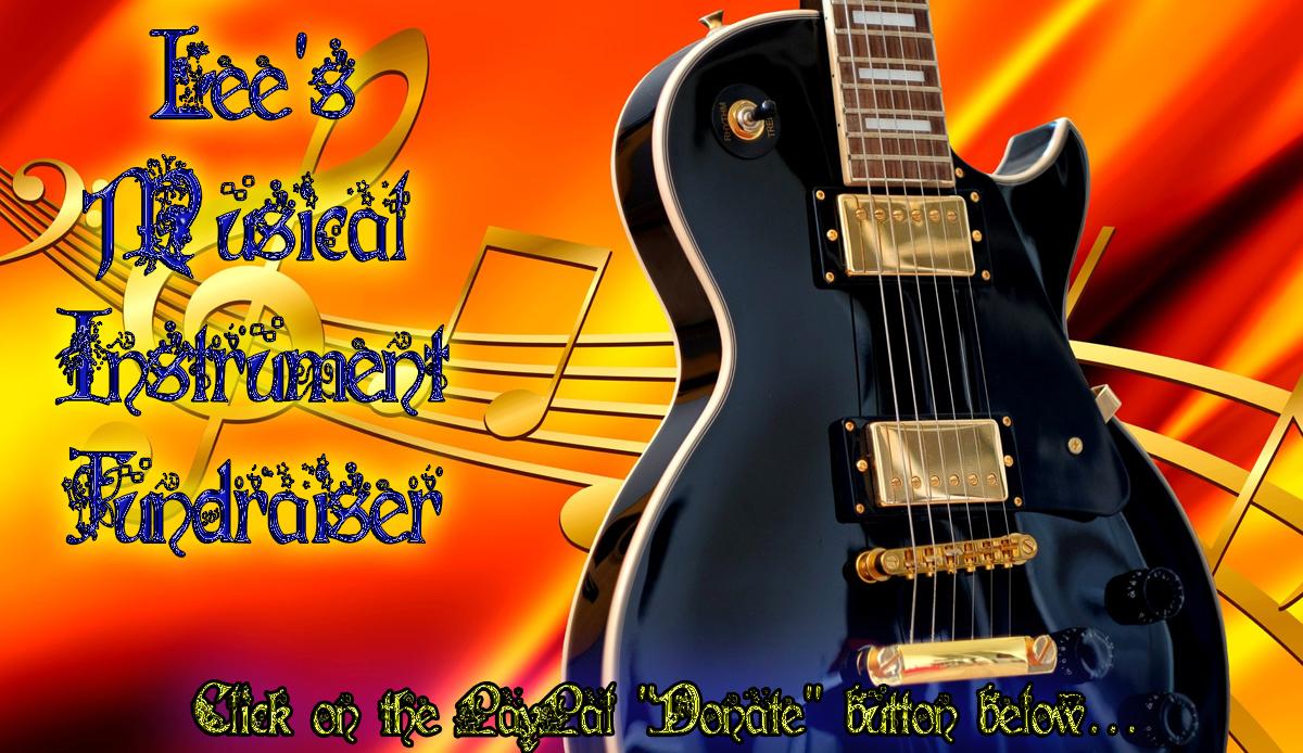 Lee's Music Instrument Fundraiser