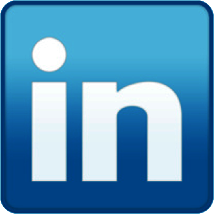 Linked In logo button that leads to LeeFitzsimmons' Linked In profile page