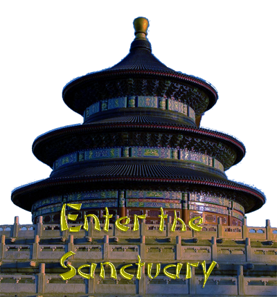 Enter the Sanctuary
