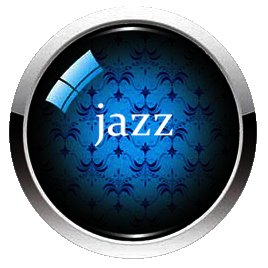 Button to go to page filled with free original jazz music