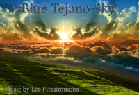 Blue Tejano Sky